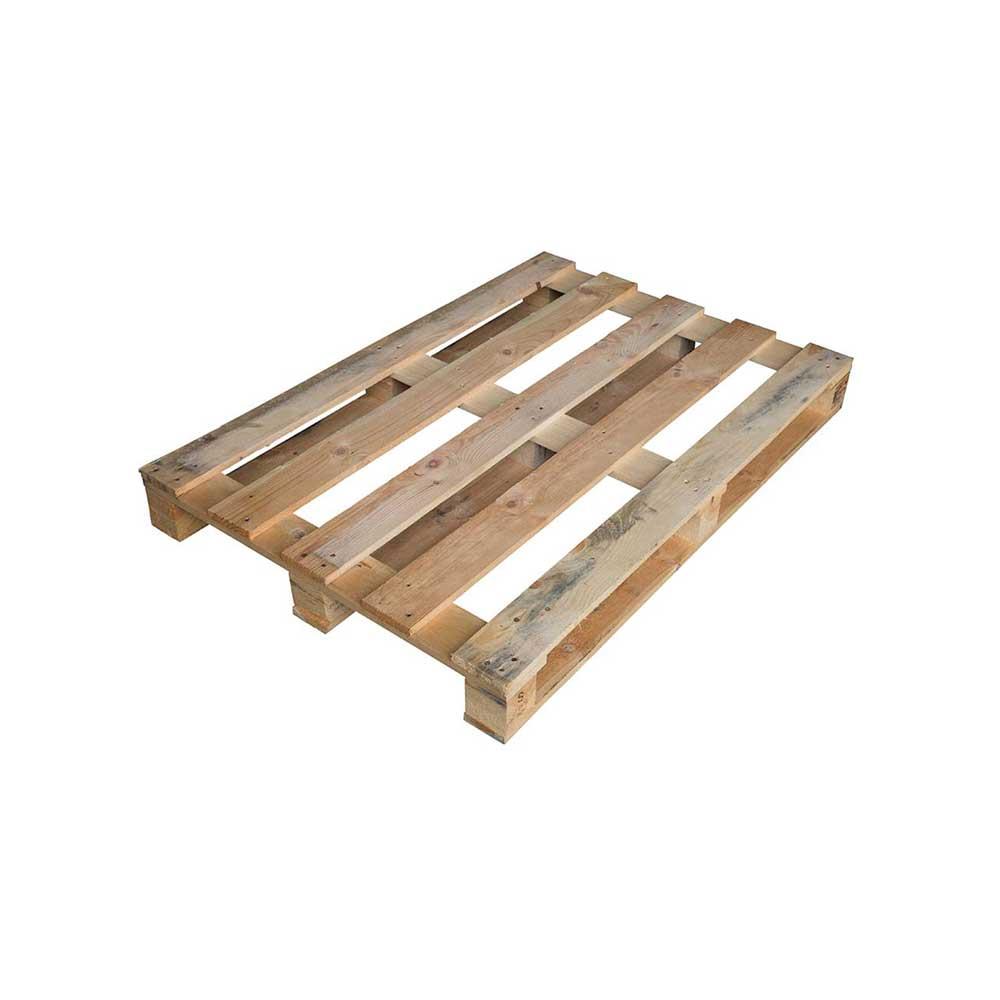Light Weight Euro Sized Wooden Pallet 1200mm X 800mm
