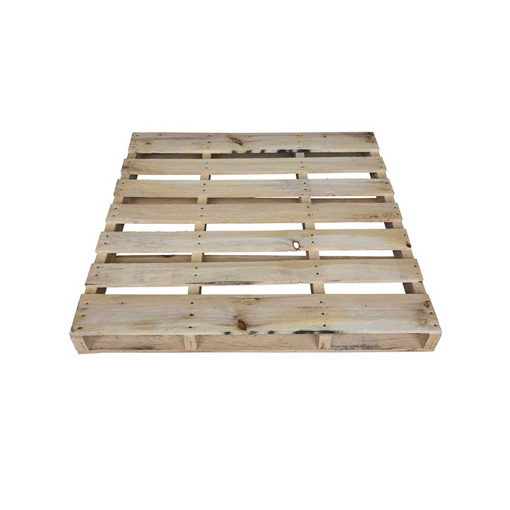 42 Square 1070mm X 2 Way Wooden Pallet Pallets